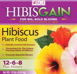 Hibiscus Fertilizer - BGI Premium Plant Foods