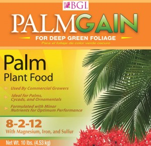 Palm Plant Fertilizer