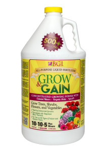 GROW & GAIN ALL Purpose Fertilizer