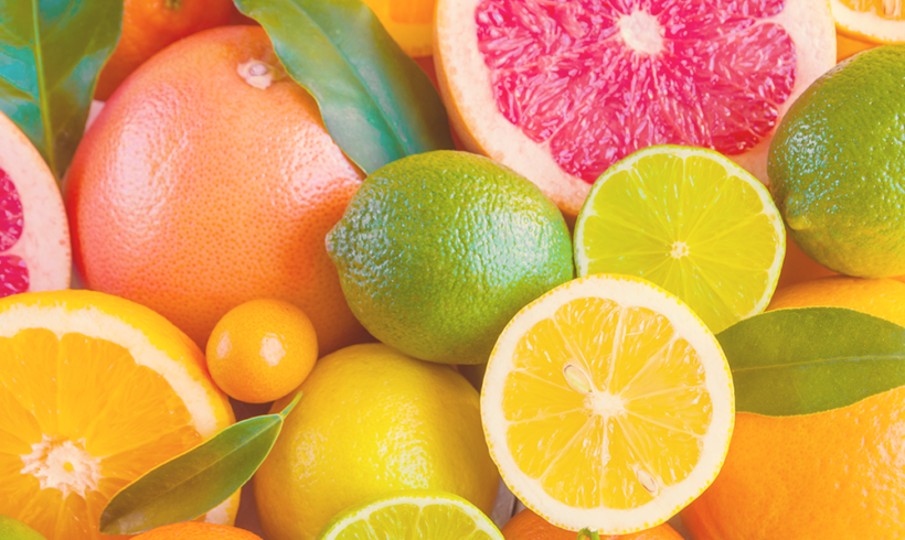 Citrus Nutrition & Juicy Fruit