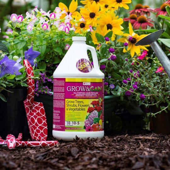 Liquid Plant Foods